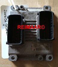 Opel Ecu Corsa C 1,2 0261207423/24443796 AX z12xe moteur taxe périphérique Reset