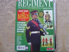 REGIMENT MAGAZINE NO. 3 VERY RARE 1994