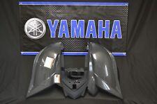 YAMAHA Raptor 700 plastics GENUINE YAMAHA FENDER REAR 06-18 MIDNIGHT BLUE 700R
