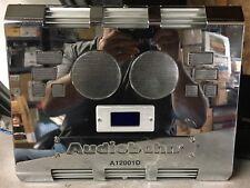 Old School Audiobahn A12001D 1 Channel amplifier,Rare,Amp,monoblock
