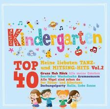 KINDERGARTEN TOP 40 VOL.2-ME - ALLE MEINE ENTCHEN,ARAMSAMSAM....   2 CD NEU
