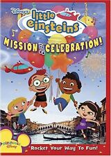 Disneys Little Einsteins - Mission Celeb DVD