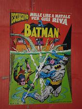 BATMAN -ALBI MONDADORI  N°49 -b -DEL 1967/70 +completo tavola centrale gigi riva