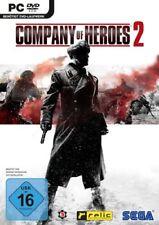 Company of Heroes 2 (PC, 2013, sólo la Steam key descarga código) no DVD, no CD