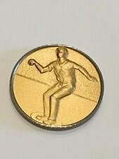 Médaille Pétanque