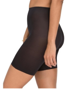 SPANX Skinny Britches Girl Short Black Size S NWT