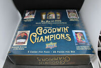 LOWEST PRICE$$ 2020 Goodwin Champions Hobby Box Michael Jordan Lebron James Auto