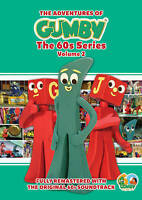 The Gumby Show: The 60s Series - Volume 2 (DVD, 2016)