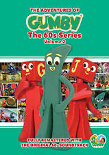 The Gumby Show: The 60s Series - Volume 2 (DVD, 2016, 2-Disc Set)