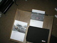 2017 Audi Q5 owners manual with cover case