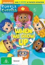 Bubble Guppies - When We Grow Up (DVD, 2015)