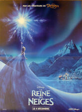 FROZEN - DISNEY - ORIGINAL SMALL FRENCH MOVIE POSTER