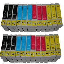 24 Druckeratronen für Epson SX110 SX115 SX200 SX215 SX210 SX218 SX400w SX415