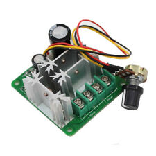 15A 6V-90V Pulse Width Modulator PWM Stepless DC Motor Speed Controller US