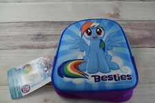 """My Little Pony Coloring Activity Funpack 10"""" Backpack Toddler Watercolor"""