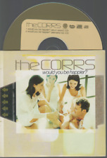 The Corrs Would You Be Happier Cd Single Card Sleeve