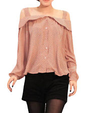 Butterfly Polyester Tops & Blouses for Women