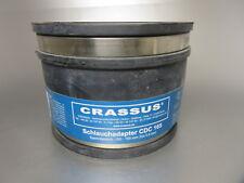 CRASSUS Schlauchadapter CDC 165 Spannbereich 150 - 165 mm bis 0,6bar