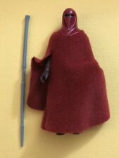 Vintage 1983 Star Wars Emperor's Royal Guard Action Figure Complete w/Staff