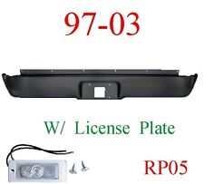 RP05 97 03 F150 Rear Roll Pan With License Plate Light Ford