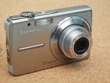 Olympus FE-230 7.1MP Digital Camera - Silver