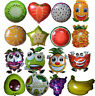 FRUITS VEGES BALLOON VEGAN SALAD BIRTHDAY SUMMER PARTY DECORATION GIFT FAVOR TOY