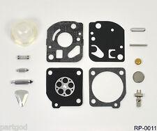 ZAMA RB-47 Carburetor Carb Repair Kit Poulan Craftsman WeedEater Blower DR125