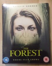 Natalie Dormer (Game Of Throne & Hunger Games Star) THE FOREST New Blu-Ray Movie
