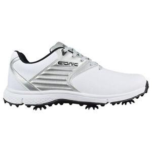 Etonic Men's Stabilite 2.0 6-Spike Waterproof Golf Shoe, Brand New