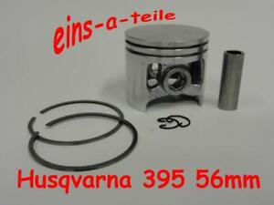 Kolben passend für Husqvarna 395 56mm NEU