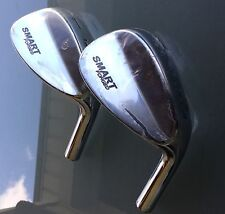 Louisville Golf SMART FORGED Sand & Lob Wedge Heads Only .370 NEW In Plastic