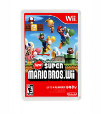 NEW SUPER MARIO BROS NINTENDO WII FRIDGE MAGNET IMAN NEVERA