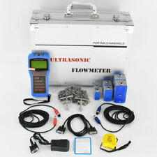 Ultrasonic Flowmeter DN15-6000mm TUF-2000H TS-2 TM-1 TL-1 liquid flow meter