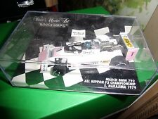 Minichamps 1:43 s nakajima mars bmw 792 all nippon F2 championship 1979 NEUF