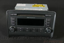 Org Audi TT 8j autoradio Symphony 6-especializada mp3 CD Player 8j0035195e 8j0057195e