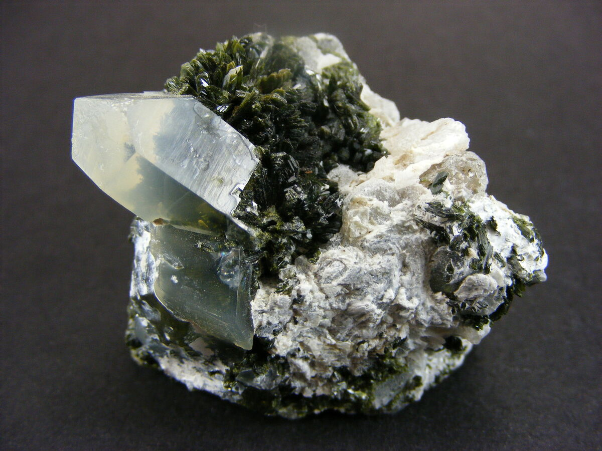 Crystals of the Body Mined and Soul