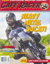 CAFE RACER USA No.31 F-March 2014 (NEW COPY)  *Post included to UK/Europe/USA