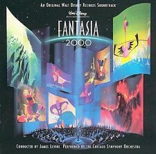 1 CENT CD Fantasia 2000 [Soundtrack] james levine, chicago symphony orchestra