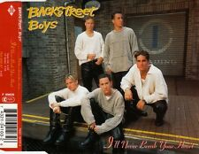 BACKSTREET BOYS I´ll Never Break Your Heart MCD 1995 RAR & WIE 90s Pop Hit