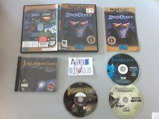 Intégrale Starcraft + Brood War + Insurrection PC FR