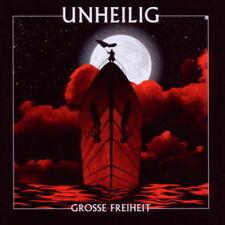 CD*UNHEILIG**GROßE FREIHEIT***NAGELNEU & OVP!!!