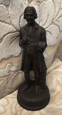 Josiah Wedgwood Black Basalt Figurine 22cm High Excellent Condition