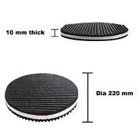 4PCS 48mmx18mm Air Compressor Rubber Foot Pads Anti Vibration Noise Reduce