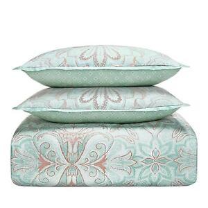Sky Martina Collection Paisley Comforter Cover Set Twin w/ 1 Standard Pillowsham
