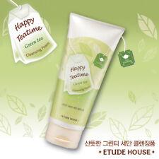 [Etude House] Happy Time GreenTea cleansing foam