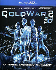 Cold War 2 Chinese Movie Sub Eng <Brand New Blu-Ray> / Aaron Kwok