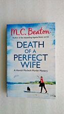 Death of a Perfect Wife by M. C. Beaton (Paperback, 2013)