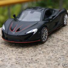 McLaren P1 1:32 Alloy Diecast Model Cars Sound & Light Toys Car Gifts Black New