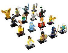 LEGO MINIFIGURE Serie 15 Completa Lego 71011 Minifigures Lego