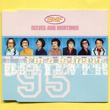 EMF+Reeves & Mortimer~I'M A BELIEVER (Monkees NEIL DIAMOND Cover)~4Tk CD Single